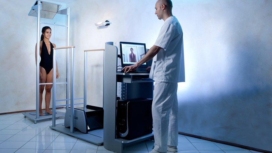Baropodometria: Posturologia Clinica