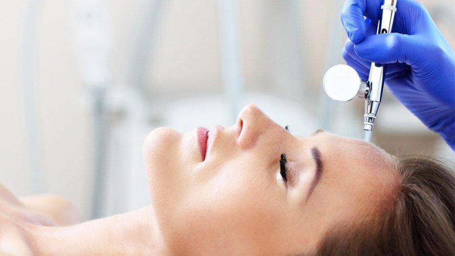 Ossigenoterapia: Trattamento estetico per il viso