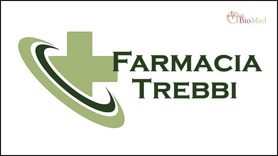 Farmacia Trebbi logo